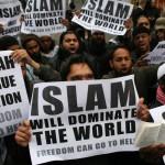 islamitisch vreedzaam protest